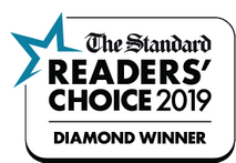 The Standard Readers Choice 2019 Diamond Winner